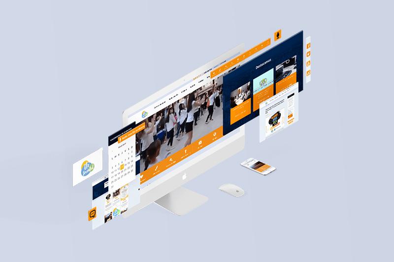 Web Elche Juventud