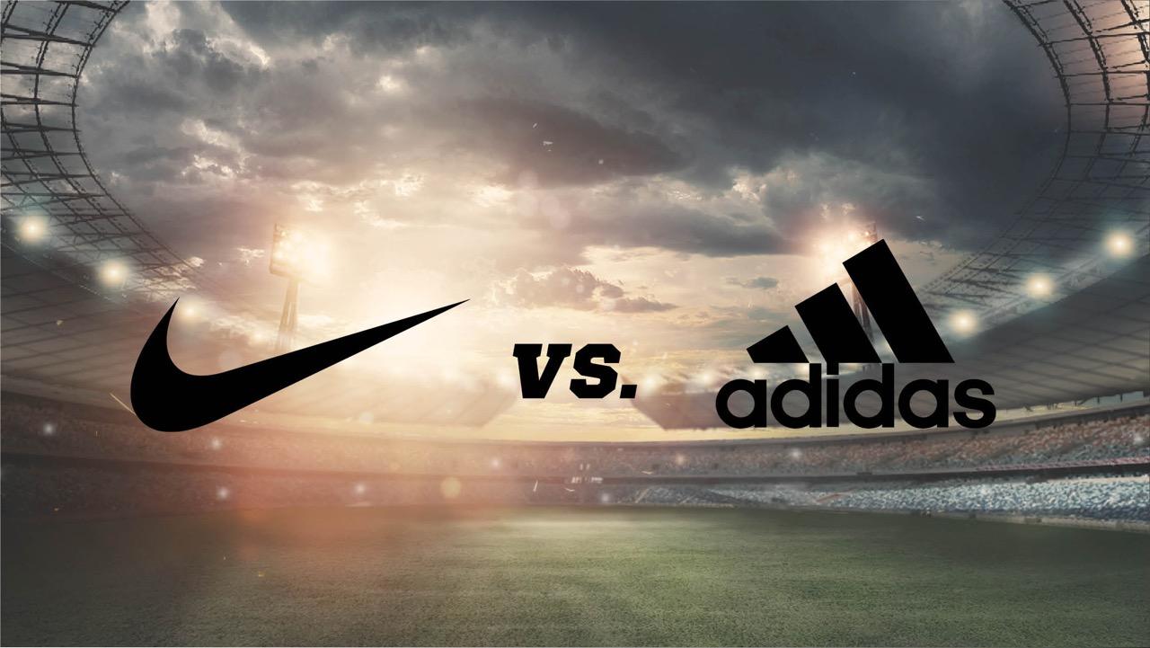 Activo Objetado conductor  Nike vs Adidas. El otro clásico. - Grupo Goliat