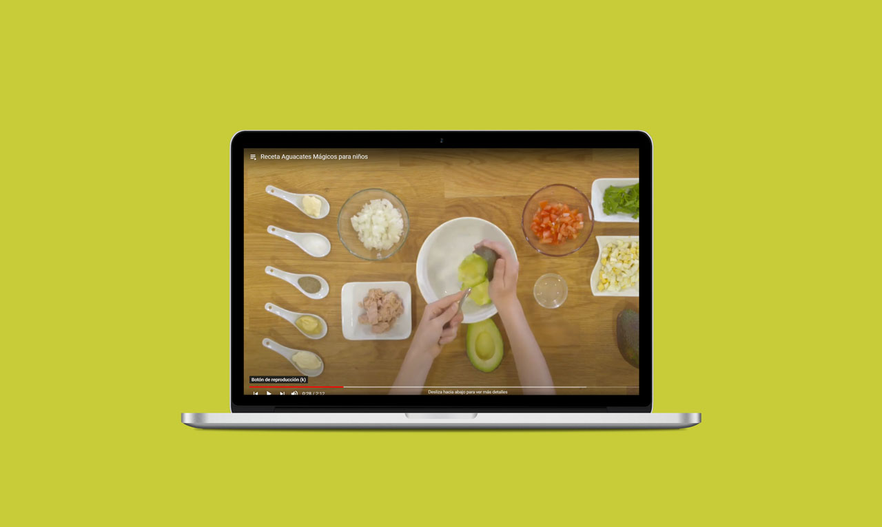Cook & Play | Vídeo Marketing